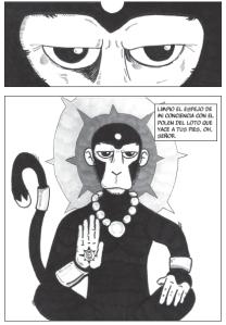 página vánara